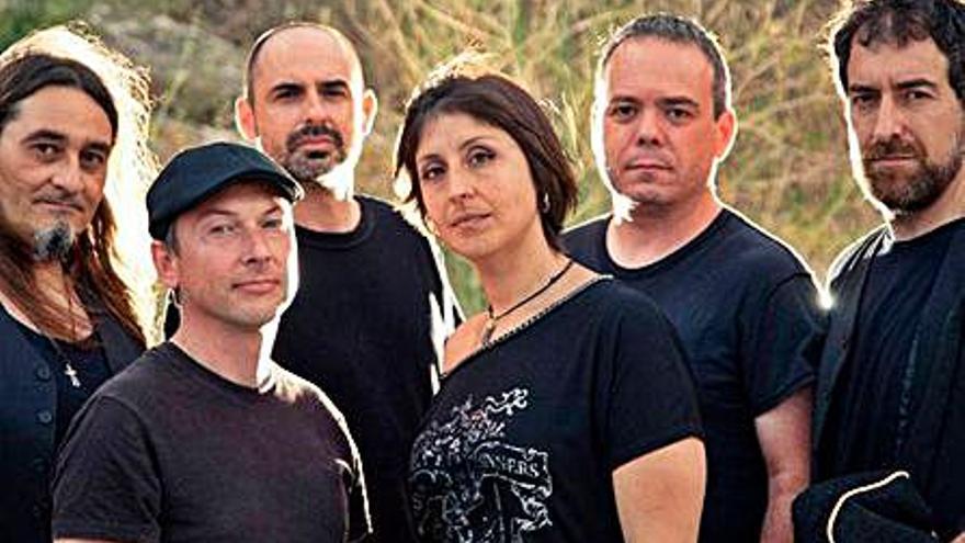 El grup saguntí Arse Folk porta els sons medievals al Centre Mario Monreal