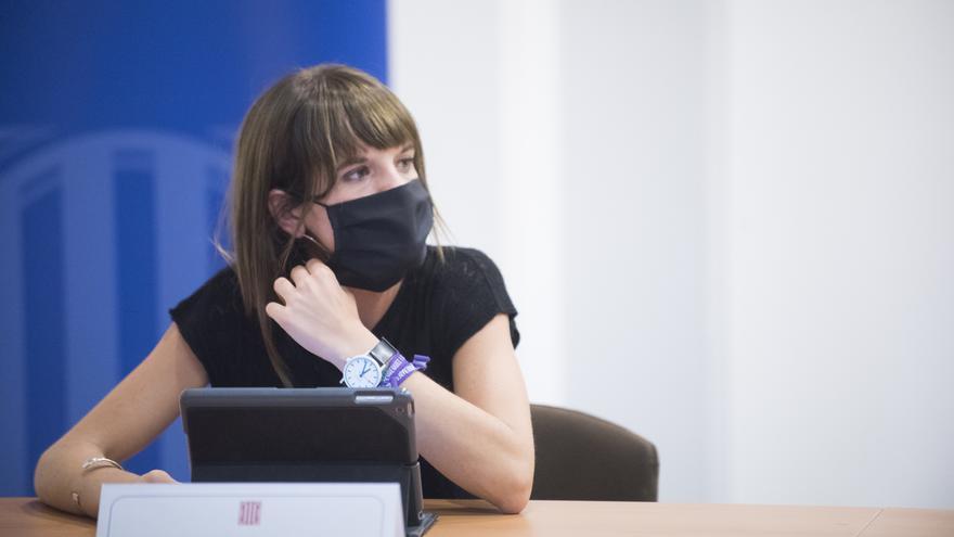 Alba Camps deixa l'Ajuntament de Puig-reig i està a prop de ser diputada al Parlament