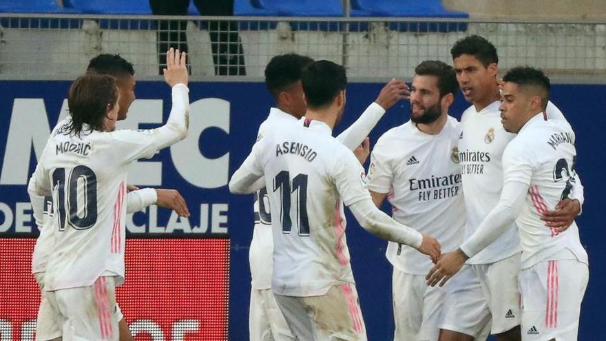 Un Real Madrid con plaga de bajas busca confirmar su mejoría ante el Getafe