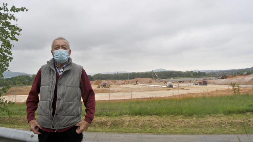 José Granda, el hombre que mira fijamente las máquinas de Amazon