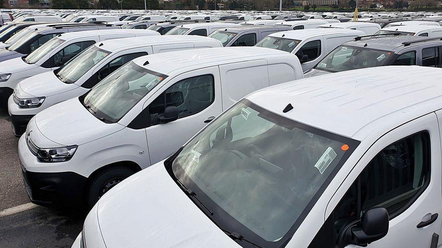 La nueva furgoneta de la fusión PSA-Fiat pone la directa hacia Balaídos
