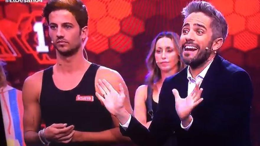 Jorge Brazález gana 'El Desafío' y dona el dinero a una asociación de Ibiza