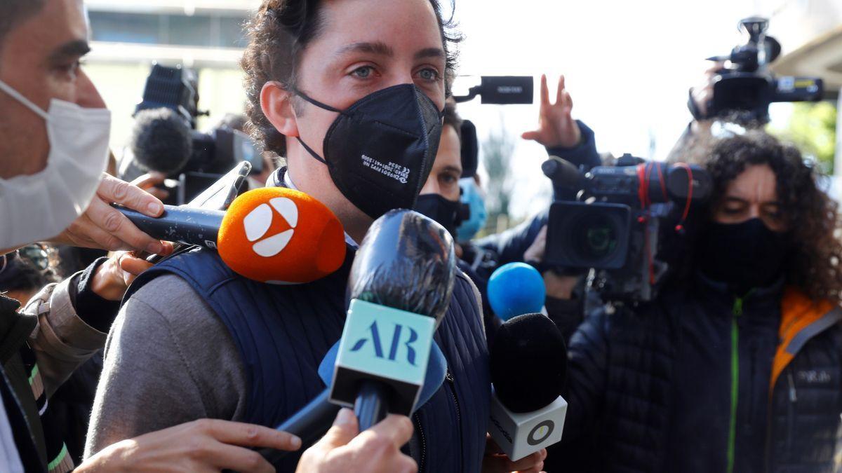 """El """"Petit Nicolás"""" atenen els mitjans de comunicació"""