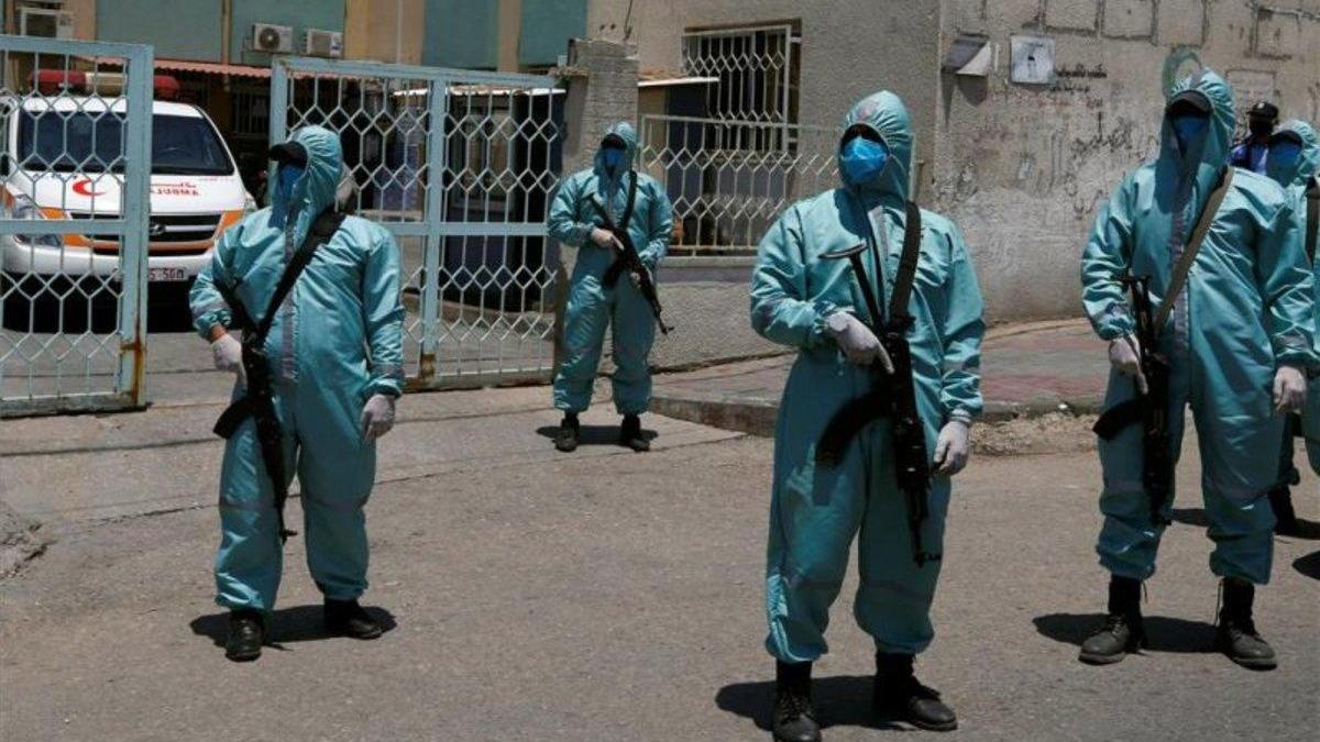 Gaza entra en confinamiento tras detectar contagios locales de coronavirus
