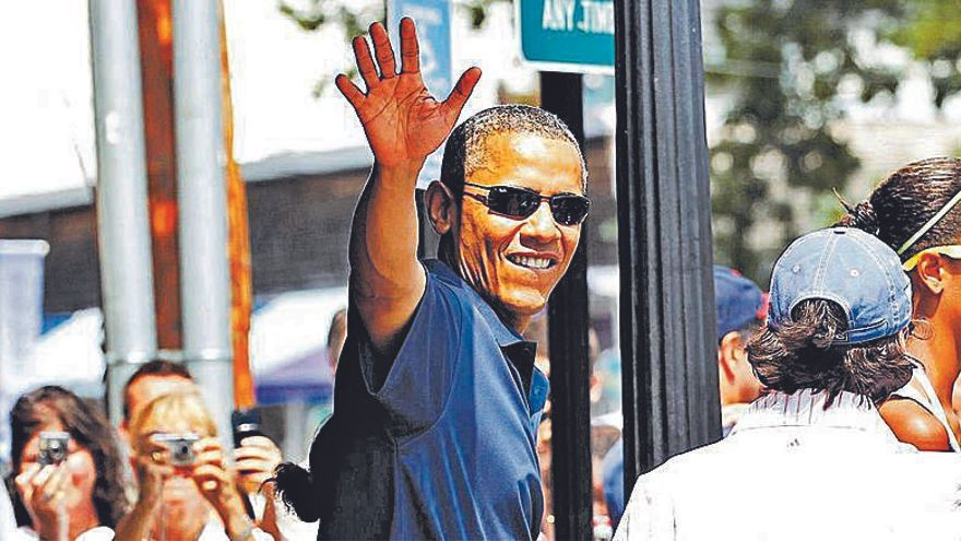 HBO prepara una serie documental sobre el expresidente Barack Obama