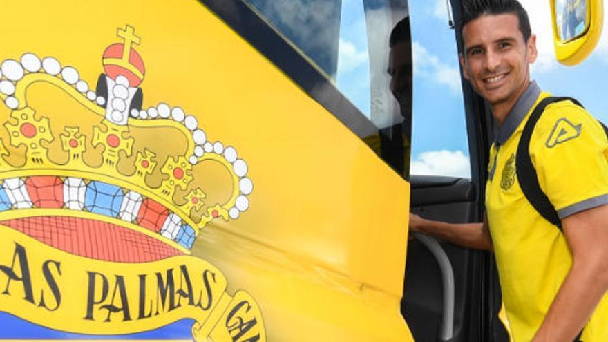 El capitán Vicente Gómez pone rumbo a Riazor y cierra su ciclo en la UD