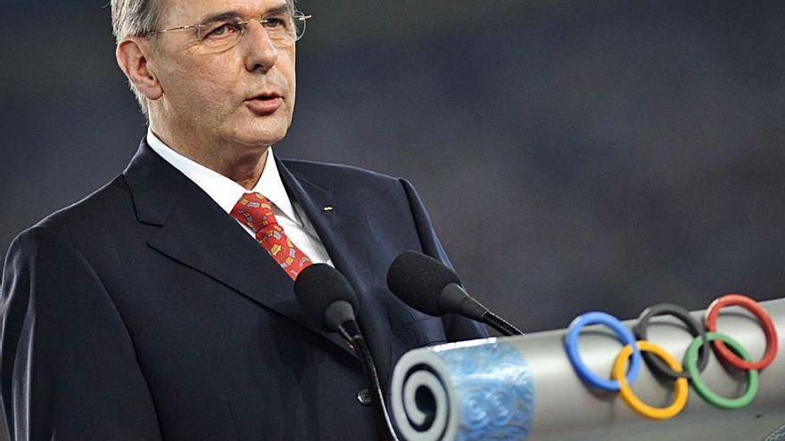 Fallece a los 79 años Jacques Rogge, presidente del COI entre 2001 y 2013