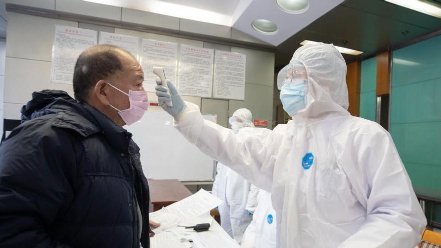 Un estudio sugiere que el virus circulaba por China en agosto