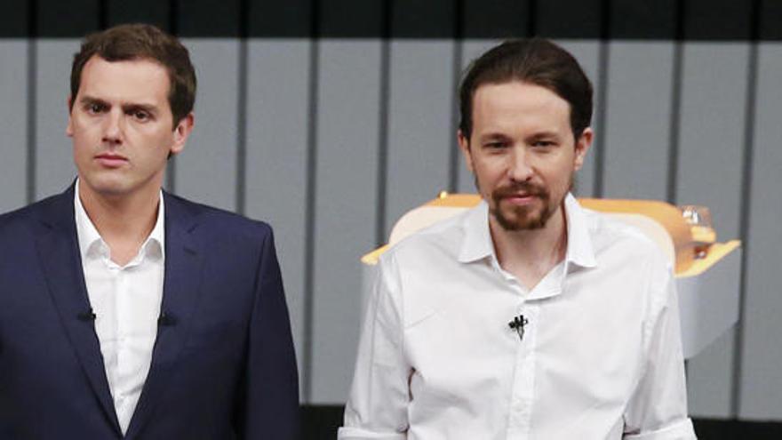 Reforma de la ley electoral: ¿qué piden Podemos y Cs?