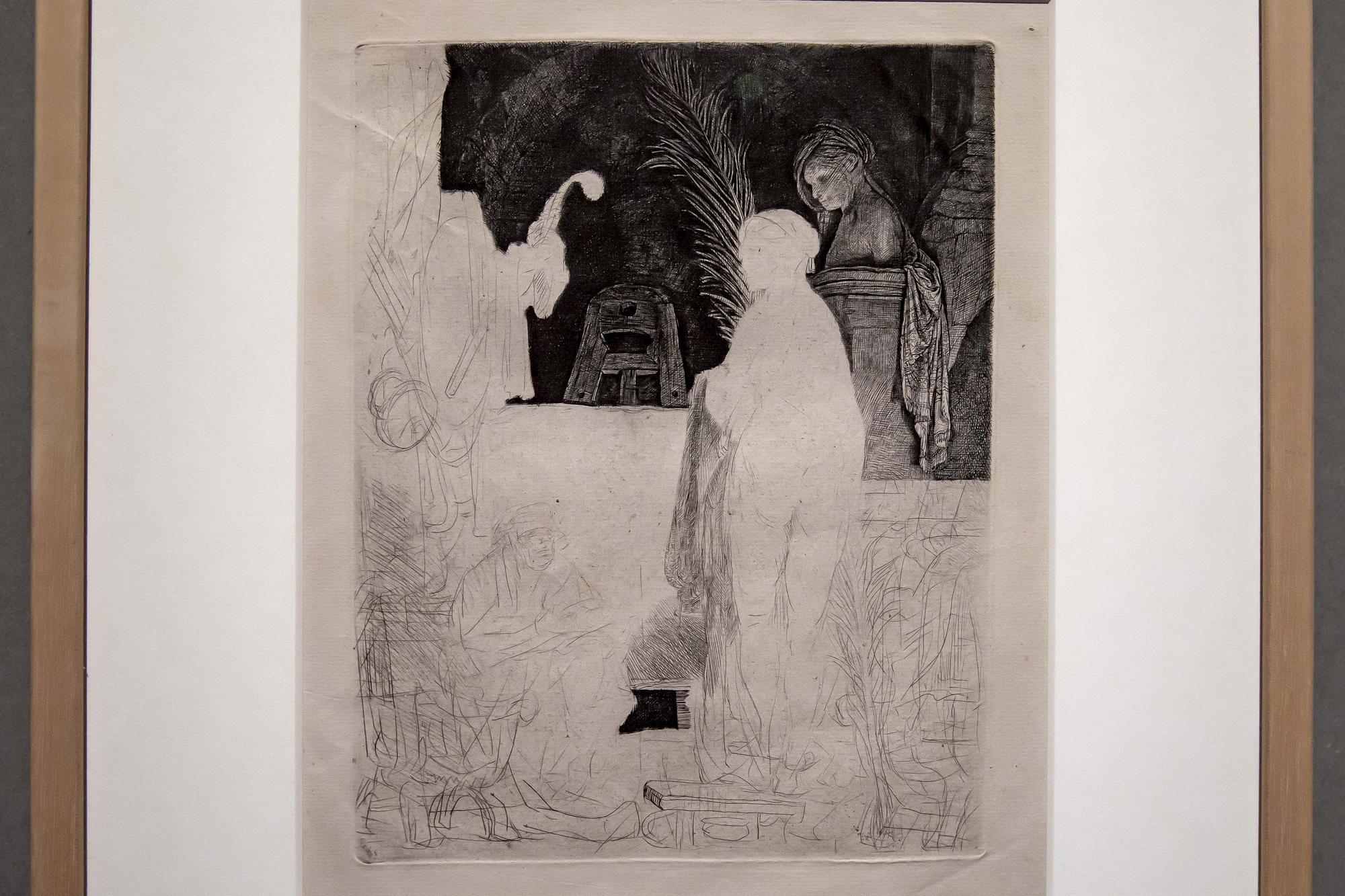 CaixaForum Palma inaugura una exposición sobre la poética del arte inacabado