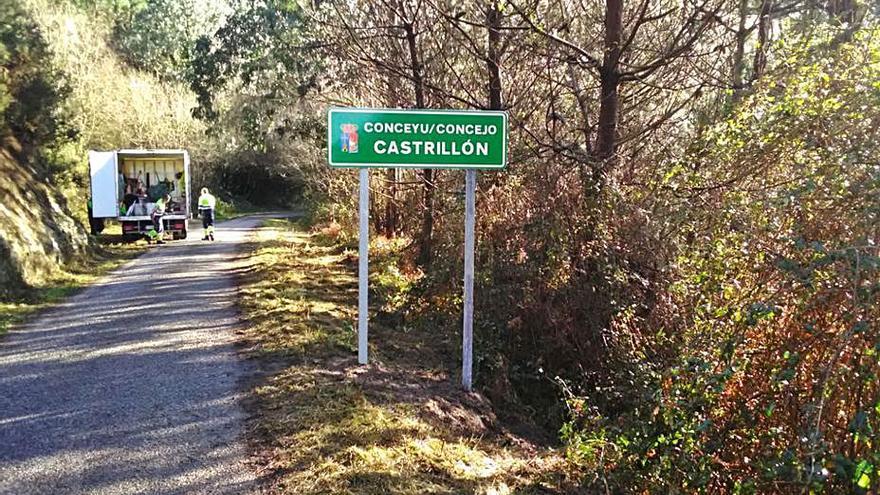 Castrillón delimita su territorio frente a confusiones y despistes