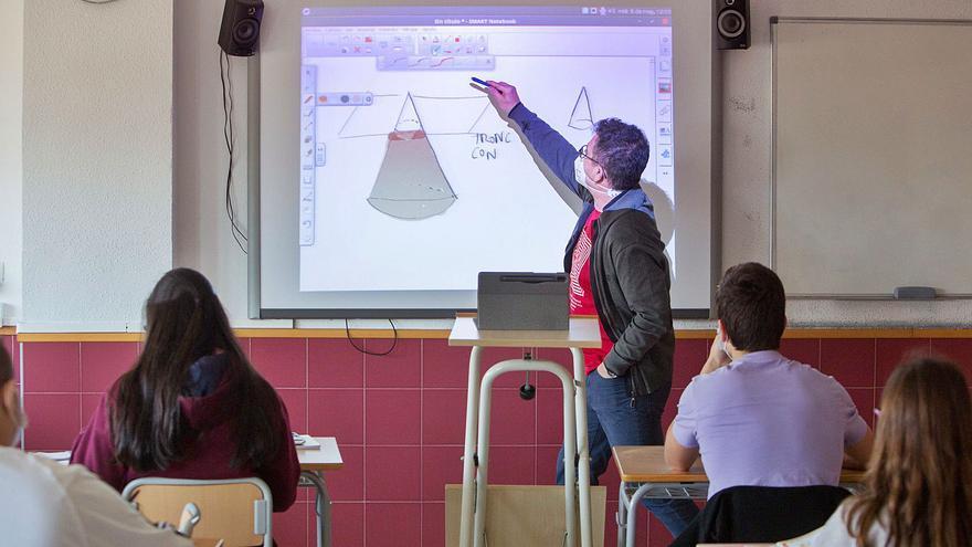 Los profesores son reacios a dar juntas Matemáticas y  Biología en segundo de ESO