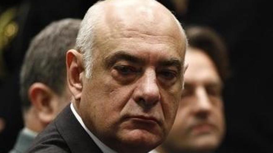 La Policía nombra al exjefe de Información Enrique Barón nuevo comisario provincial de Málaga