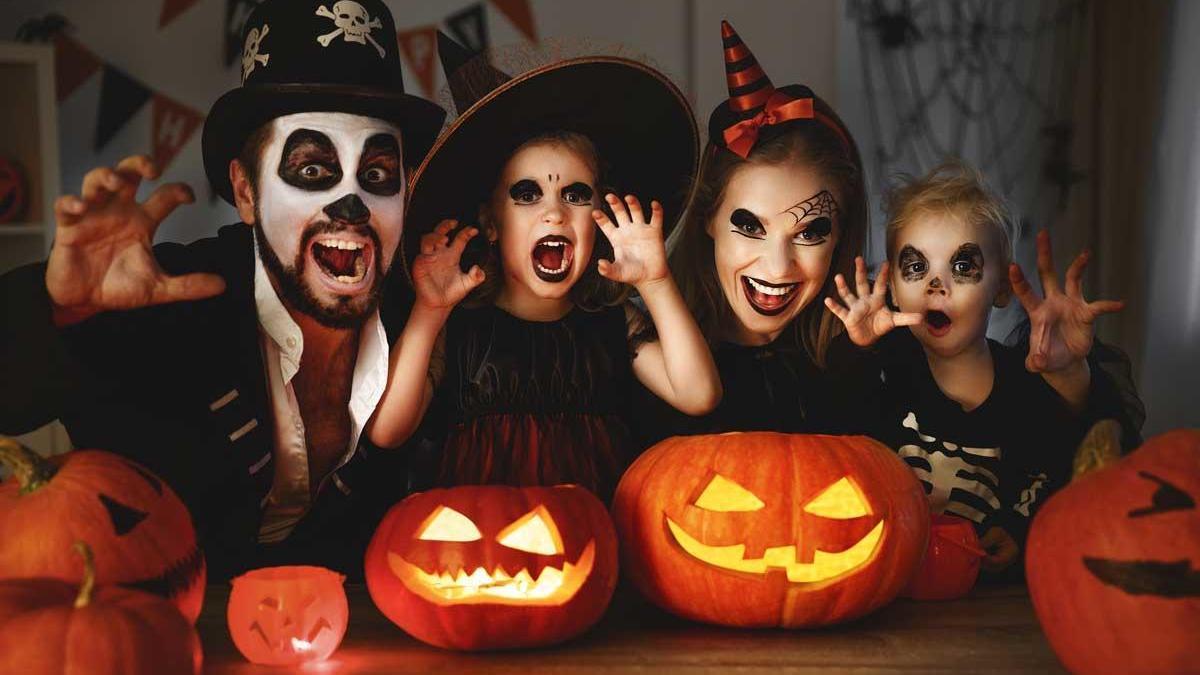 Disfraces caseros y originales para triunfar este Halloween.