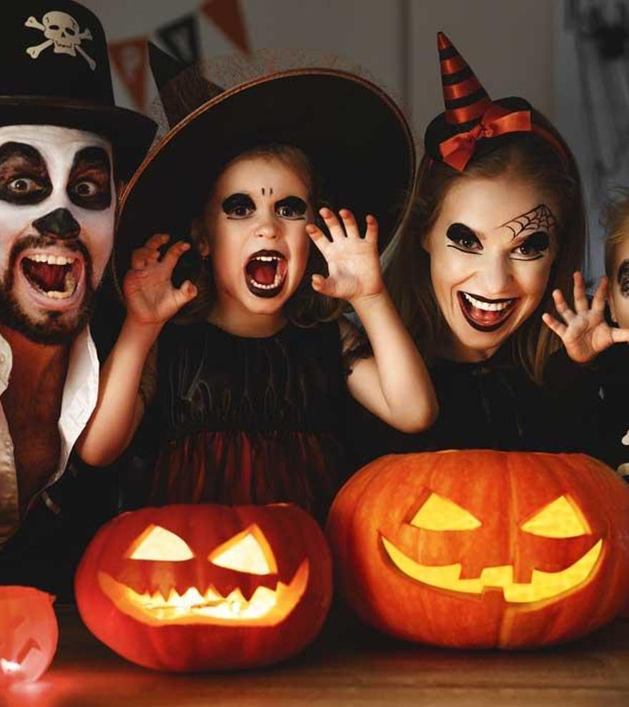 Disfraces caseros y originales para triunfar este Halloween