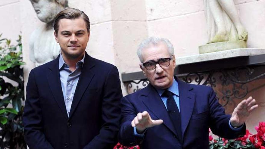 Scorsese y DiCaprio anuncian nuevo proyecto juntos