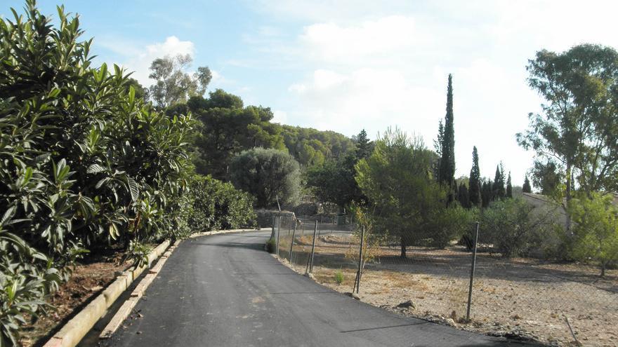 La Diputación sufraga con 500.000 euros la reparación y conservación de más de 300 caminos municipales