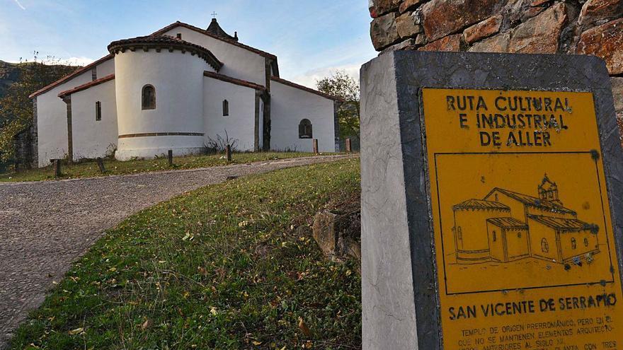 El Camino de Santiago crece en Aller