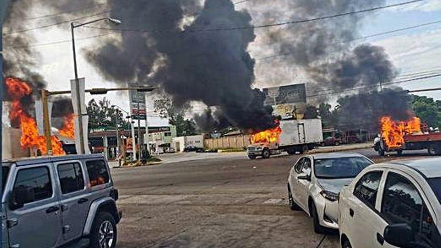 Los narcos obligan a tiros a liberar al hijo de Joaquín 'el Chapo' Guzmán