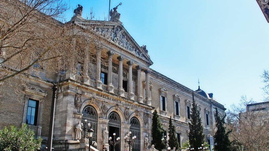 La Biblioteca Nacional compra por 350.000 euros el legado de Sánchez Ferlosio