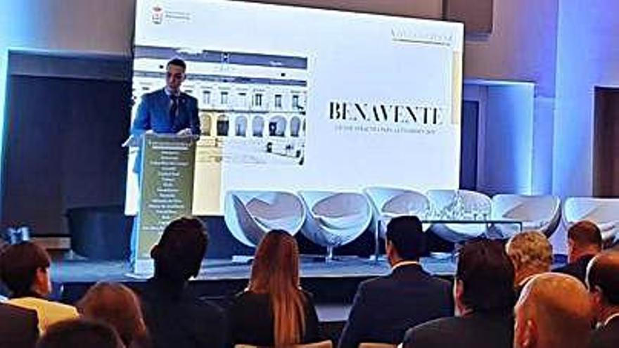 Benavente participará en una segunda edición de Invest in Cities