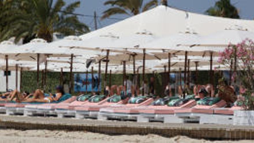 El beach club de Cathy Guetta en Ibiza, en concurso de acreedores