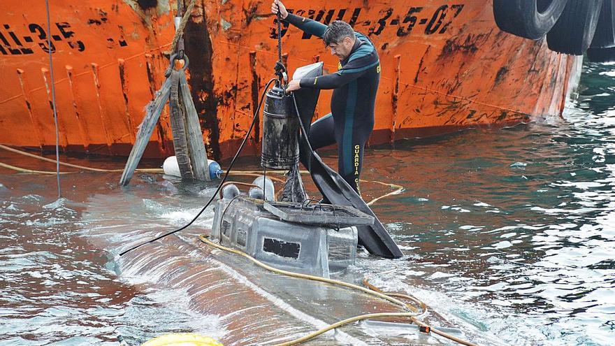 Año I tras el narcosubmarino de Aldán