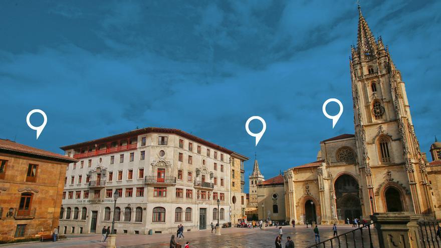 De la Catedral al Palacio de Camposagrado: recorremos los rincones que hacen a Oviedo merecedora de ser Patrimonio de la Humanidad