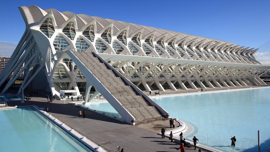 La Ciutat de les Arts i les Ciències sortea cien entradas para el Museu de les Ciències