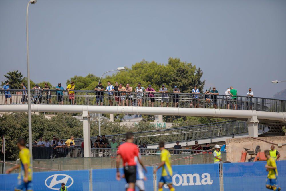 Atlético Baleares weiht das neue Stadion ein