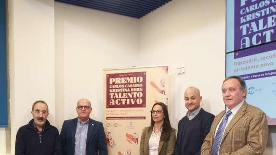 Diputación y Fundación Carlos Casares premiarán con 10.000 euros el talento emergente en Galicia
