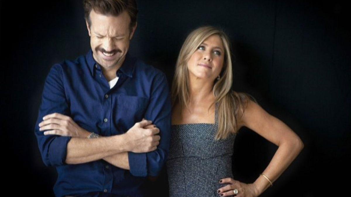 Jennifer Aniston y Jason Sudeikis, ¿el amigo que la hace reír o el nuevo novio?