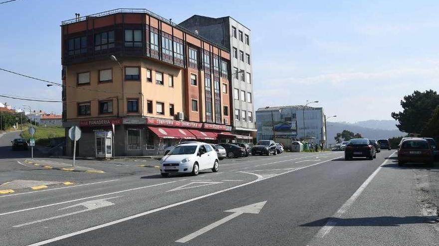 Gabesa, Inditex, Pescanova y Concello alegan a la ampliación de la avenida de Finisterre