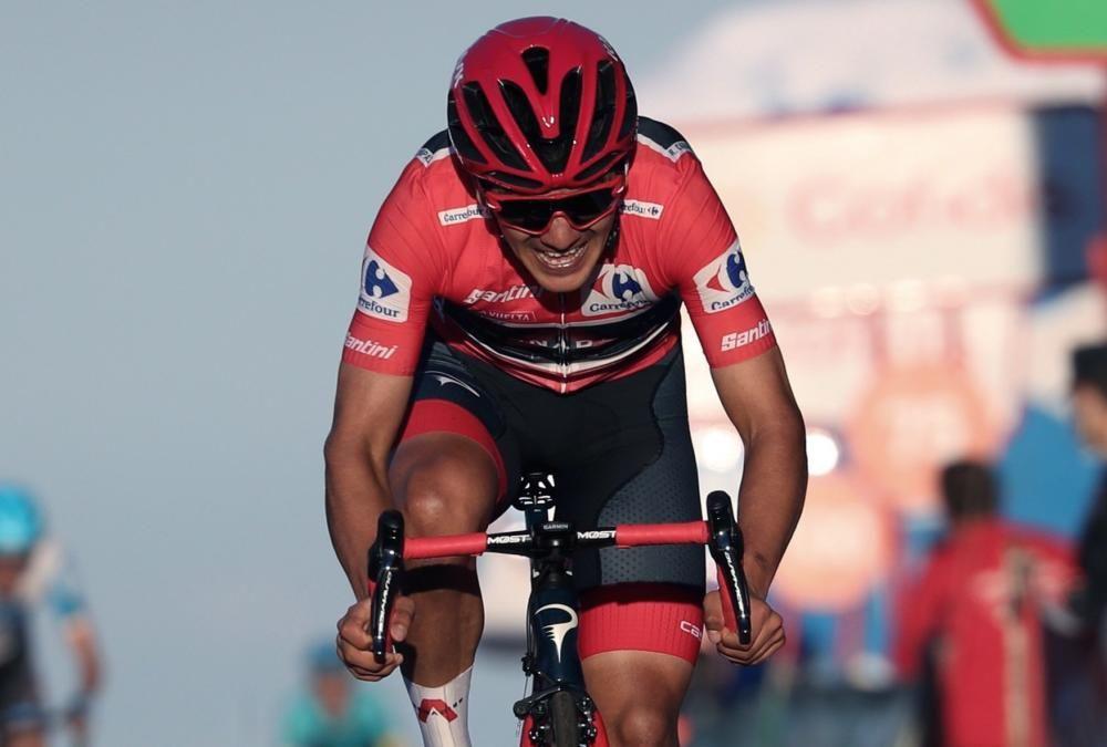 Las imágenes de la 8ª etapa de la Vuelta a España.