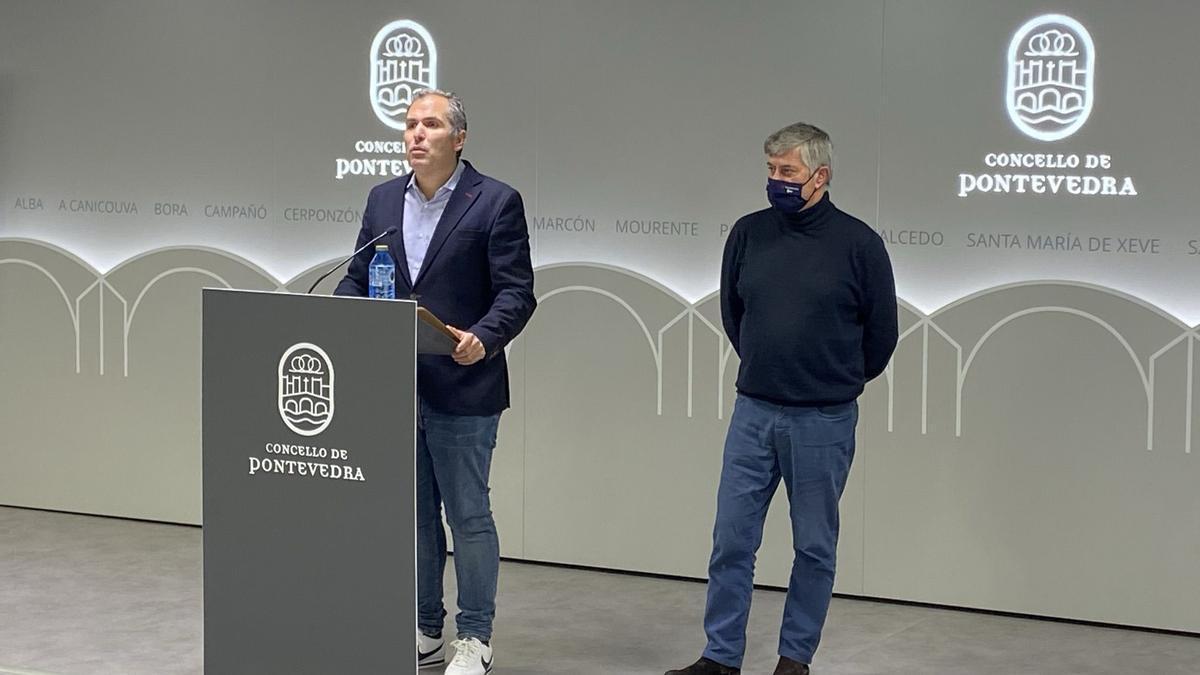 Rafael Domínguez y Gerardo Pérez