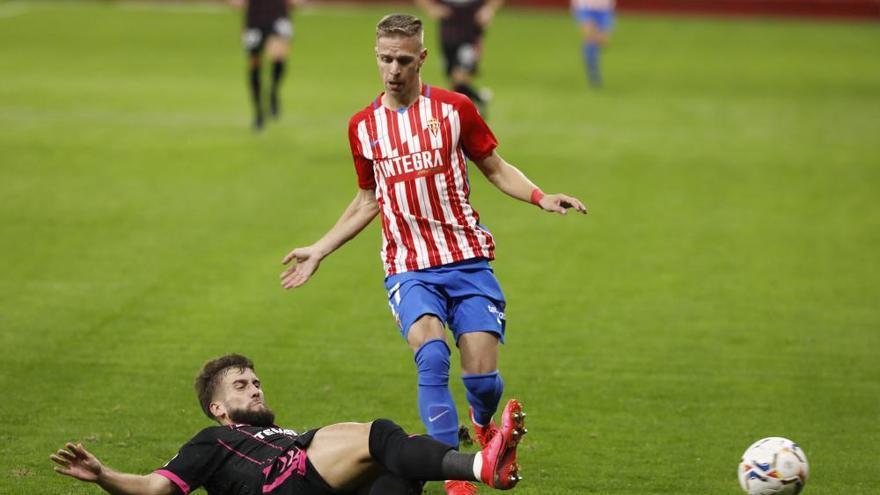 El Sporting no pasa del empate ante el Tenerife en El Molinón