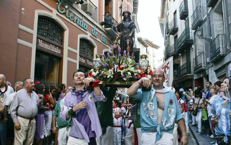 Fotogalería fiestas de San Roque en Calatayud