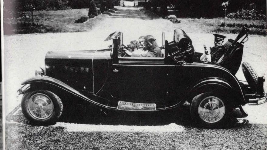 Peugeot 183 12 SIX: La historia de un coche de lujo que superó la crisis del 29