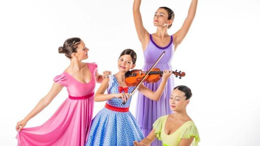 Un 'cascanueces' moderno alumbra el nacimiento de Danzo