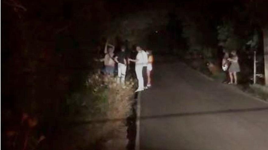 Las denuncias vecinales paralizan una fiesta ilegal en Ibiza