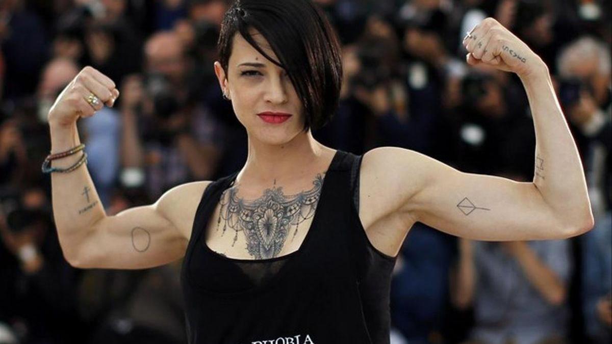 Asia Argento acusa al director Rob Cohen de violación