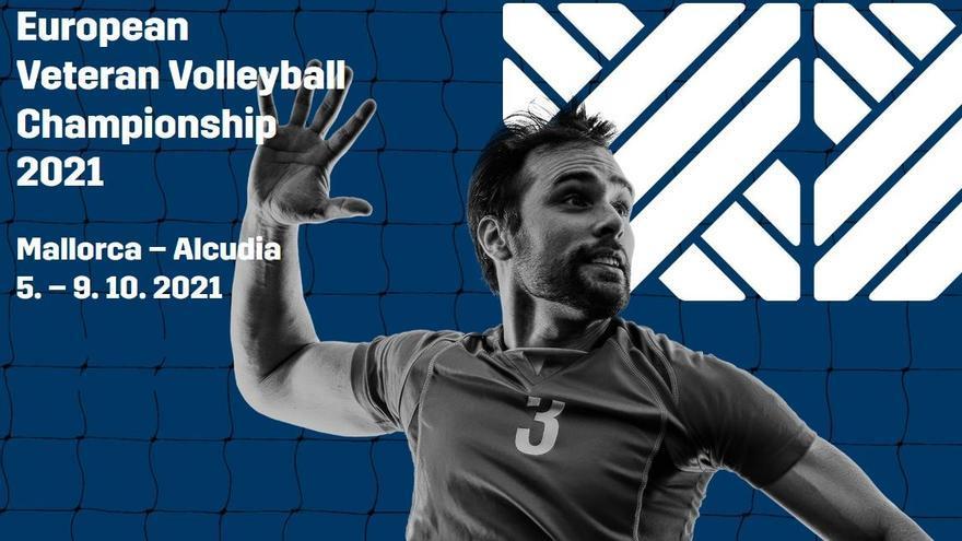 Pistoletazo de salida al Campeonato Europeo de Veteranos de voleibol