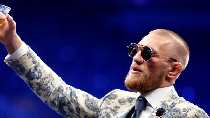 McGregor, envuelto en una supuesta agresión sexual
