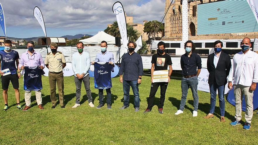 El Zafiro Palma Marathon reunirá a 5.000 atletas