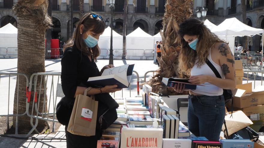 L'Abacus de Figueres i la llibreria Vitel·la de l'Escala participen al Llibrestiu