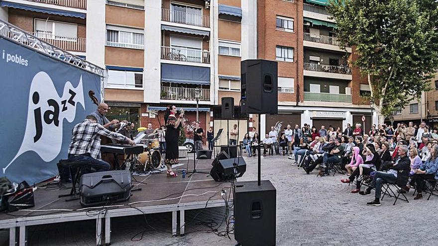 El Festival de Jazz arriba al barri de Natzaret amb el projecte de Pau Moltó