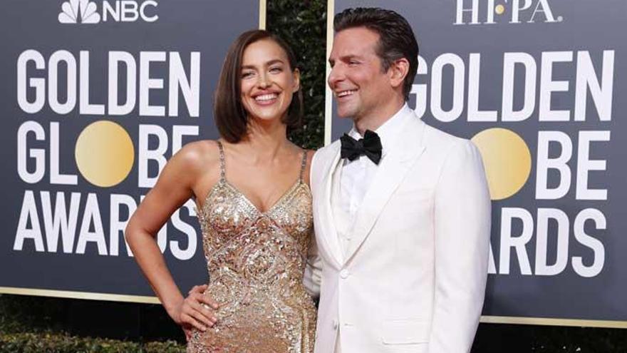 Premios Globos de Oro 2019: Bradley Cooper e Irina Shayk impresionan con su primer posado