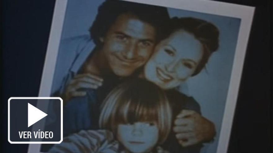 Meryl Streep cuenta cómo Dustin Hoffman le abofeteó