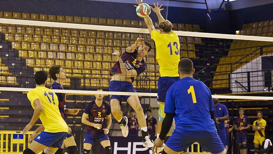 El Guaguas juega la final ante el Palma tras un gran estreno