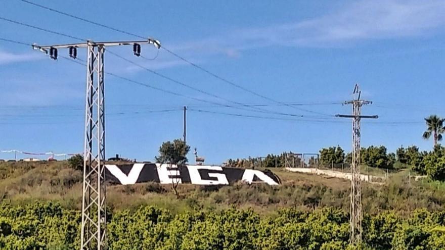 La Vega de Mestanza se reivindica desde el aire